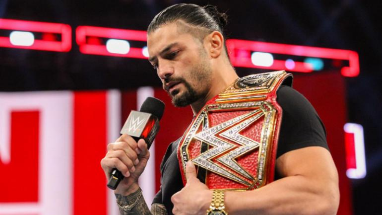 Roman Reigns discusses fight with Leukemia and inspiring others in similar situation
