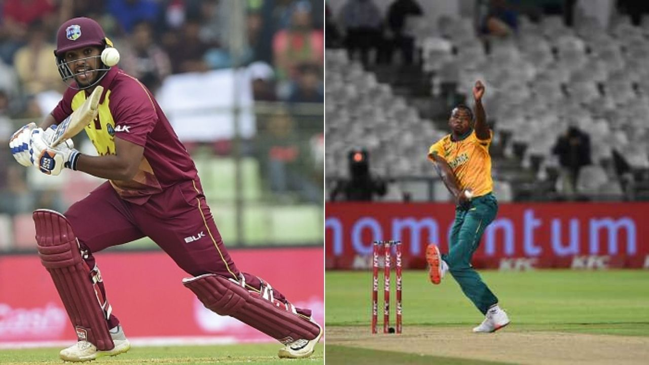 WI vs SA Head to Head Records in T20Is   West Indies vs South Africa Stats   Grenada T20I