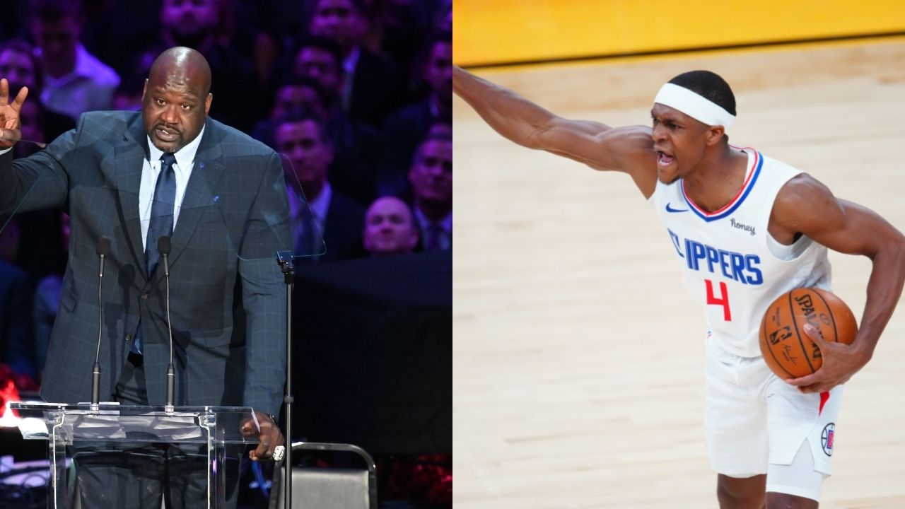 """""""Rajon Rondo is the only player left that can keep Shaquille O Neal's ridiculous streak alive"""": Michael Jordan wasn't even an NBA player when we last saw a Finals without a Shaq teammate"""