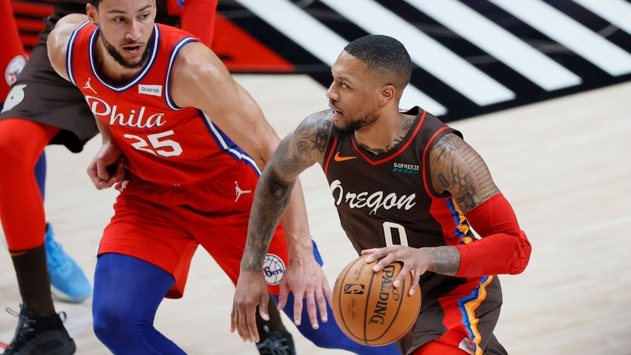 """""""Trading Ben Simmons for CJ McCollum makes the most sense"""": Multiple NBA executives believe pairing the Sixers star alongside Damian Lillard is the best option"""