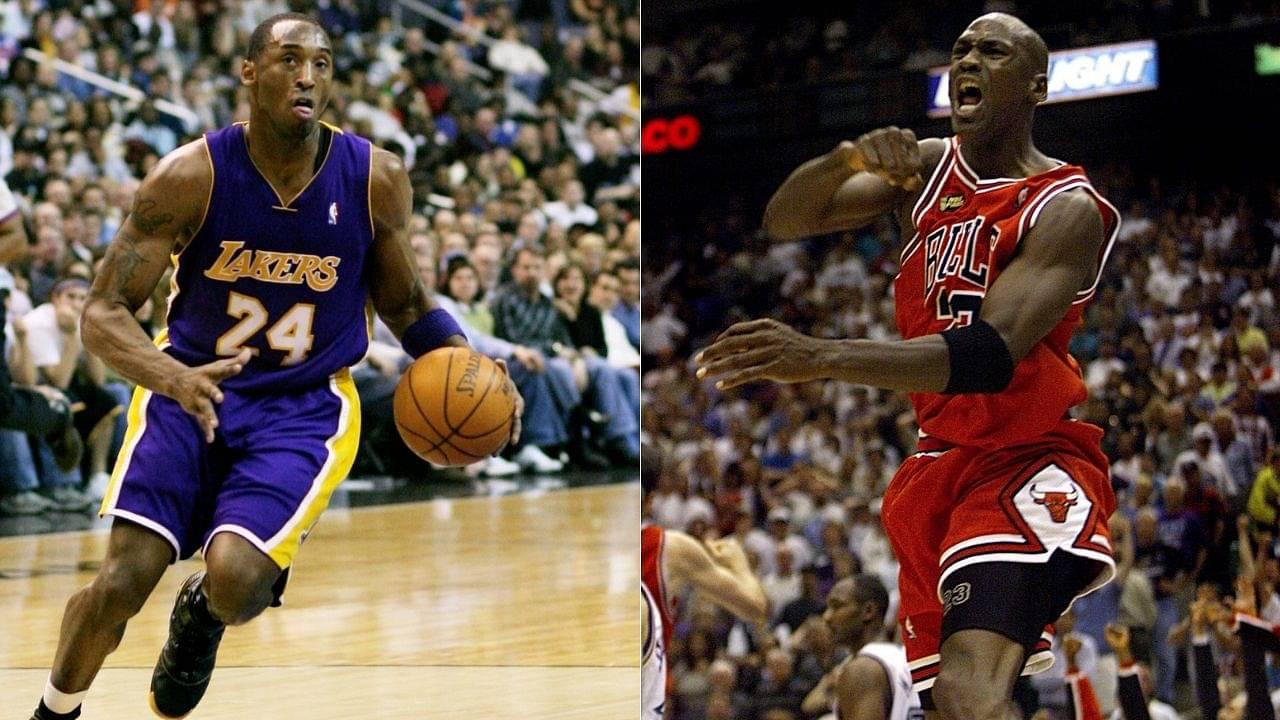 """""""Michael Jordan, enjoy your salad"""": When Kobe Bryant shut down the GOAT for trashtalking at the dinner table"""
