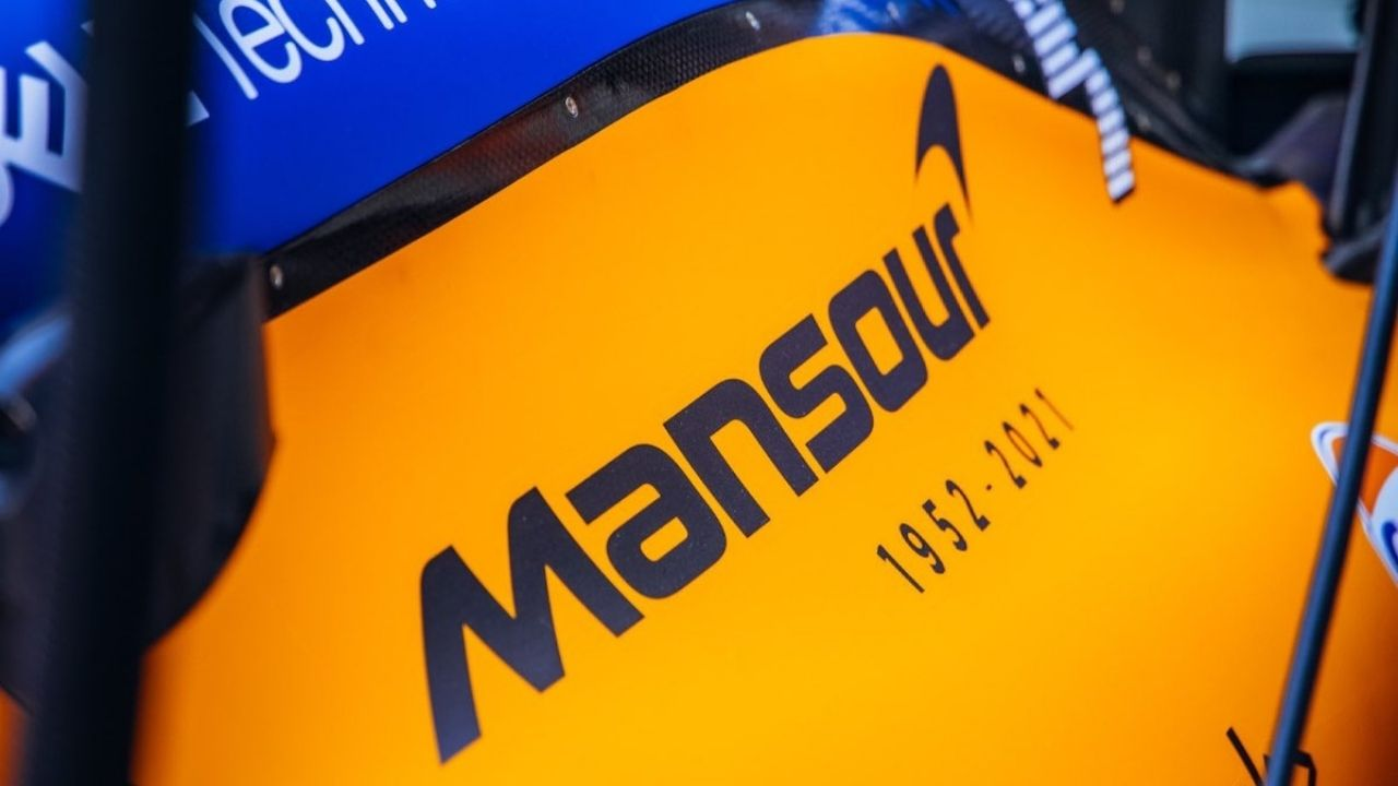 """""""A great way of paying tribute to Mansour"""" - McLaren deliver strong French GP showing for Mansour Ojjeh"""