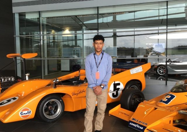 Lewis Appiagyei crowned the inaugural champion of E1 series' fastest lap virtual competition