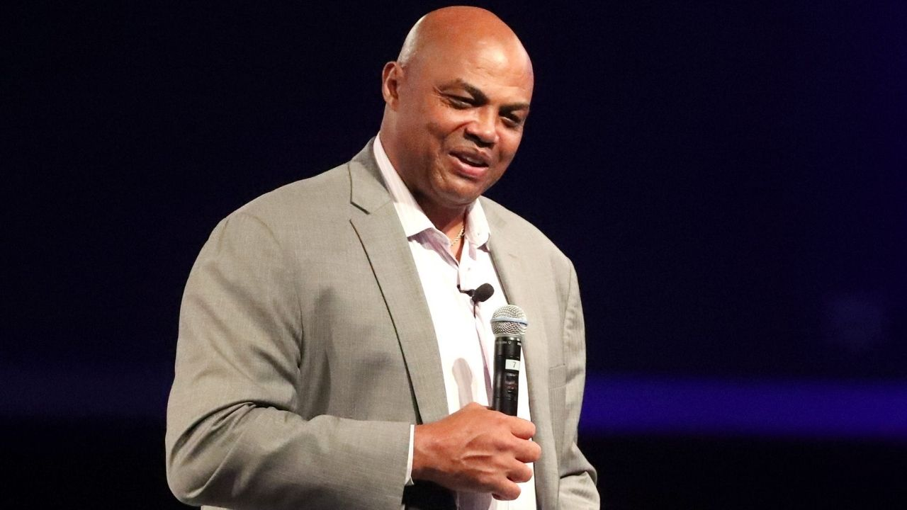 """""""$100,000 on Portland Trail Blazers to win the West"""": Charles Barkley brutally trolled for his bizarre wager after the Damian Lillard and co lose to Denver Nuggets"""