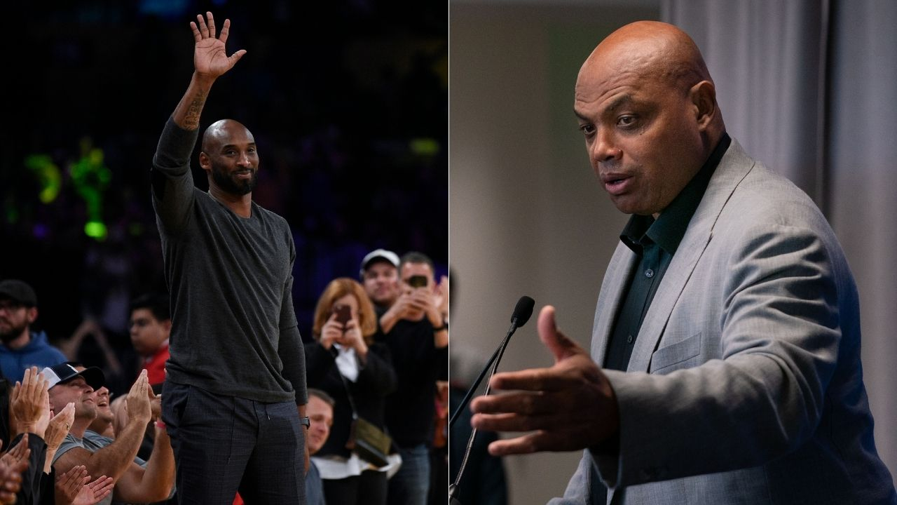 """""""This '9 Hoops' game needs to be in the All-Star Weekend"""": When Kobe Bryant, Michael Jordan and Charles Barkley participated in shooting contest on a Japanese game show"""