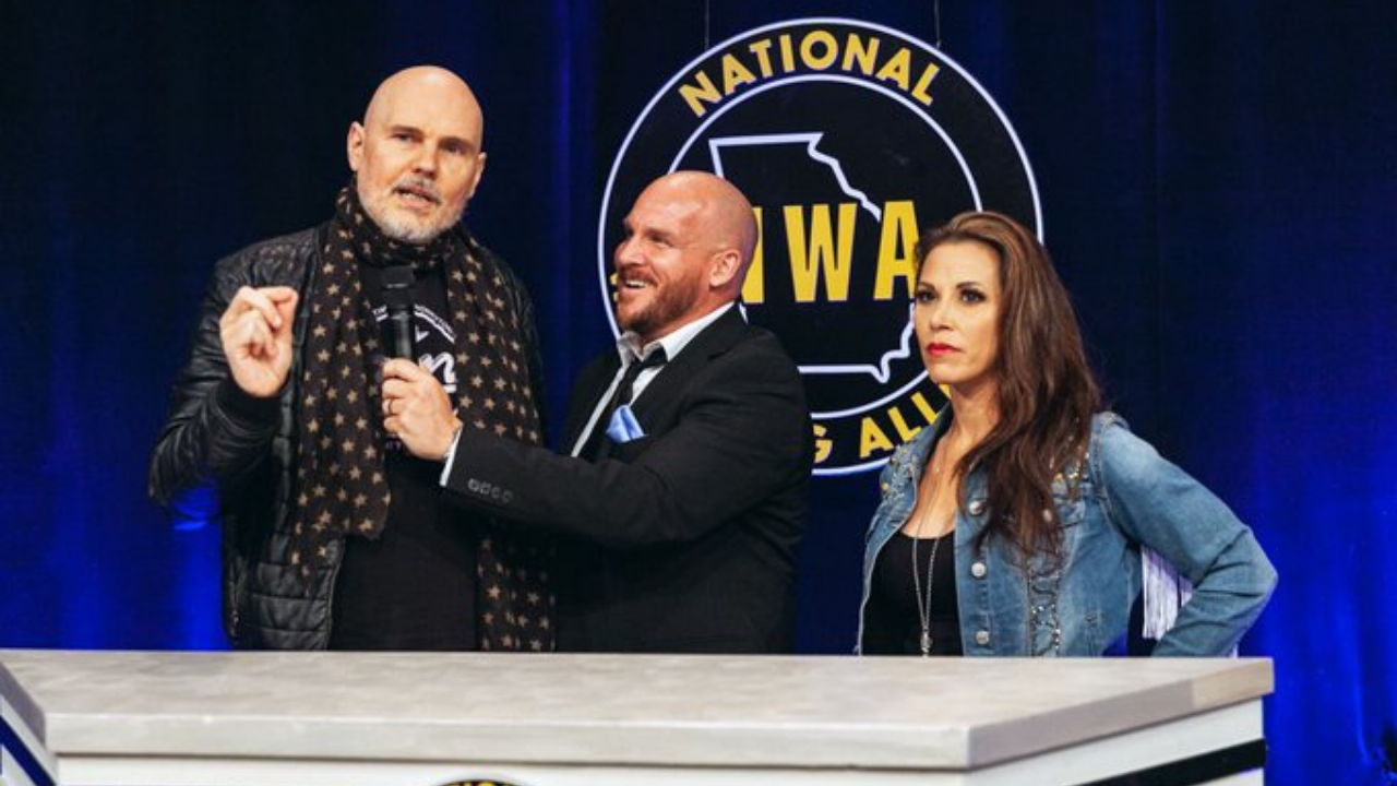 Mickie James announced as executive producer for NWA's upcoming all-women's PPV