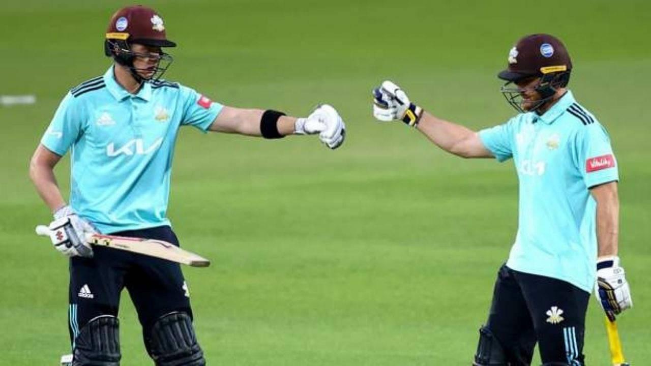 SUR vs MID Head to Head Records in T20 Blast history | Surrey vs Middlesex Stats | Vitality T20 Blast 2021
