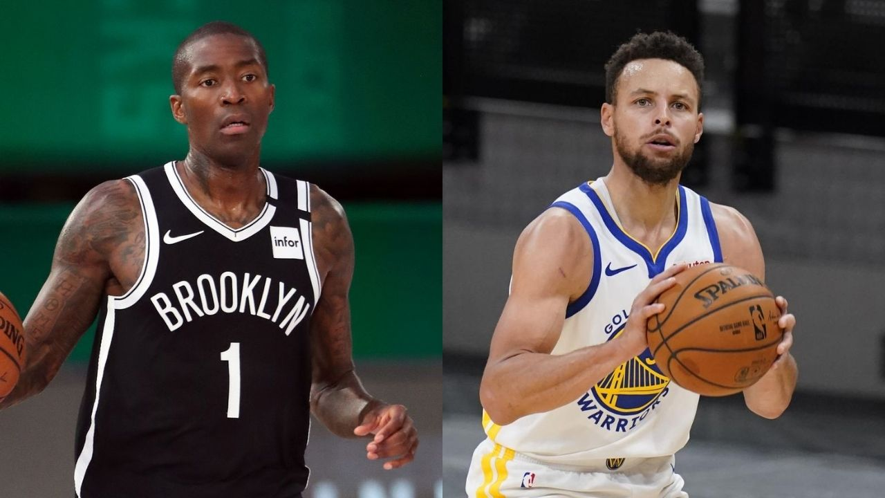 """""""Stephen Curry is filthy"""": Jamal Crawford names Michael Jordan, Kobe Bryant and Kevin Durant alongside the Warriors legend as a top-5 'Filthy' player of all time"""