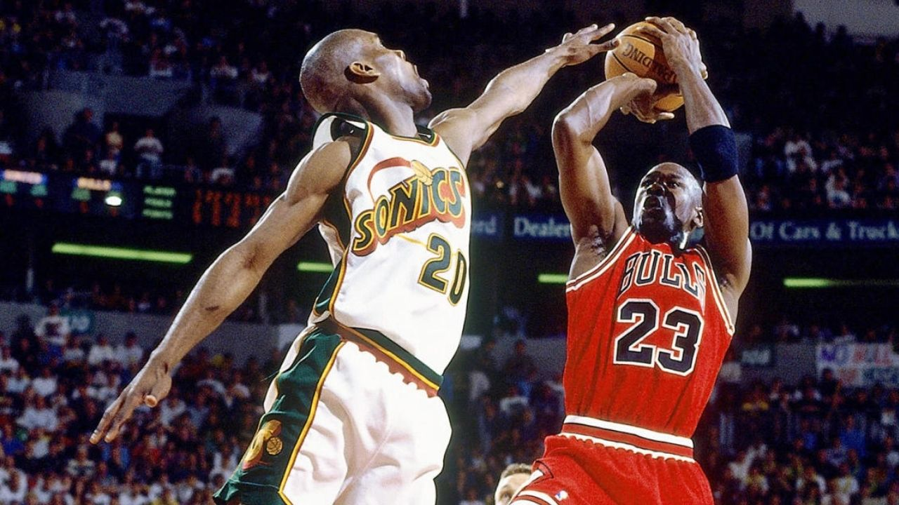 """""""Michael Jordan Couldn't Guard Me"""": Gary Payton Fires Back At The NBA GOAT After The Last Dance Criticism"""