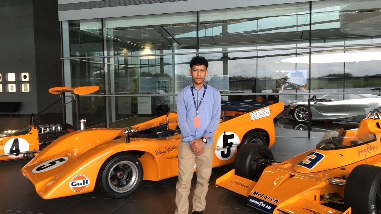 """""""Believe in Yourself"""" - A conversation with Lewis Appiagyei, the teenage racing champion vying to stand atop the Formula 1 podium"""