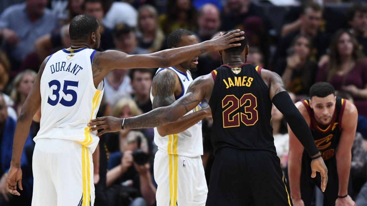 """""""You thought Kevin Durant would melt down like LeBron James?"""": Nets star gets rave reviews from NBA fans after 49-point game in Game 5 win vs Giannis' Bucks"""