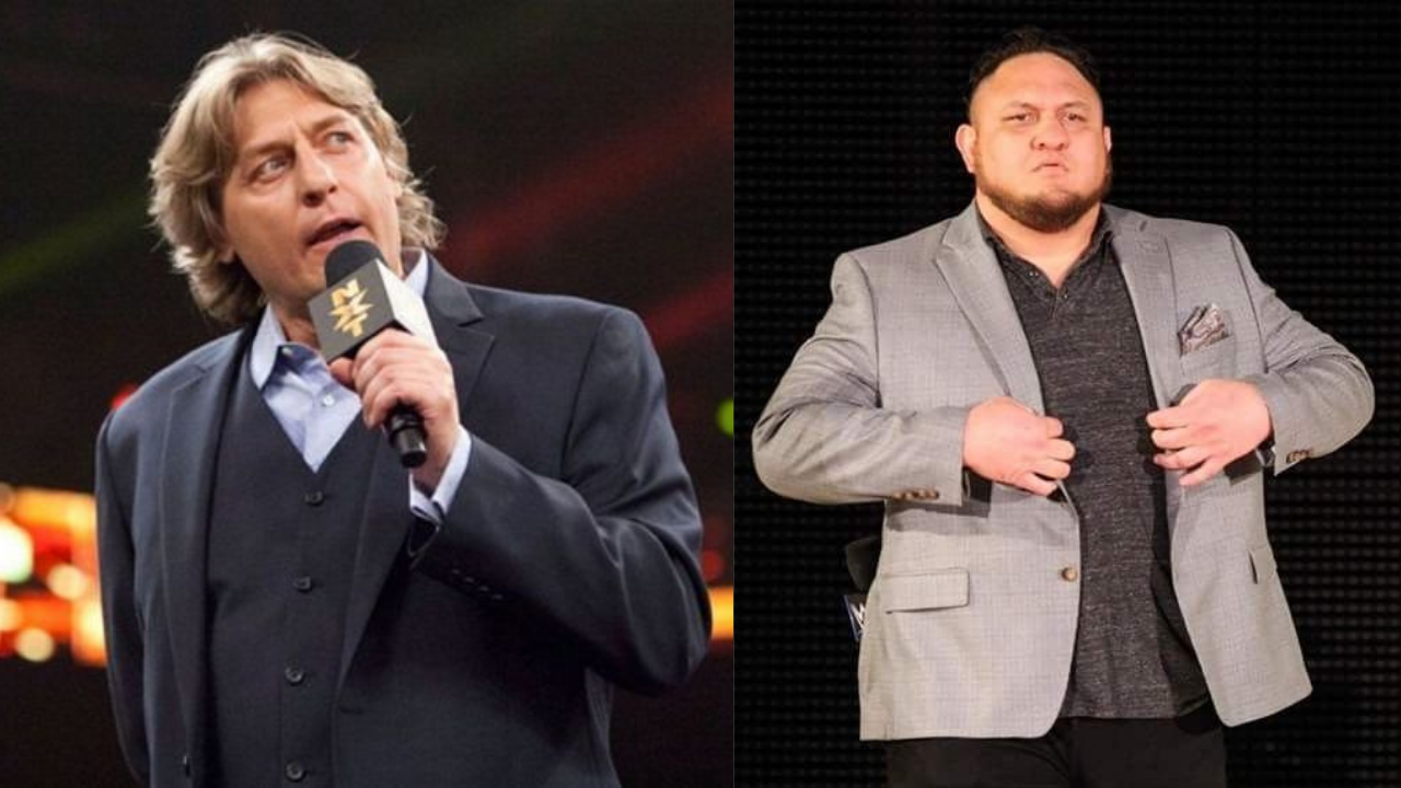 Will Samoa Joe replace William Regal as NXT General Manager