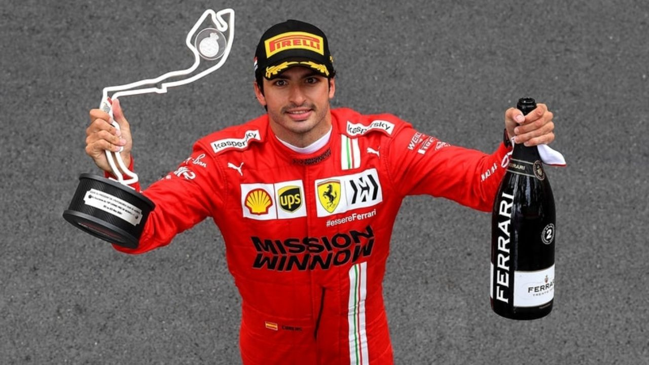 """""""It kept opening up my eyes""""– Carlos Sainz reveals move from Renault to McLaren prepared him for Ferrari"""