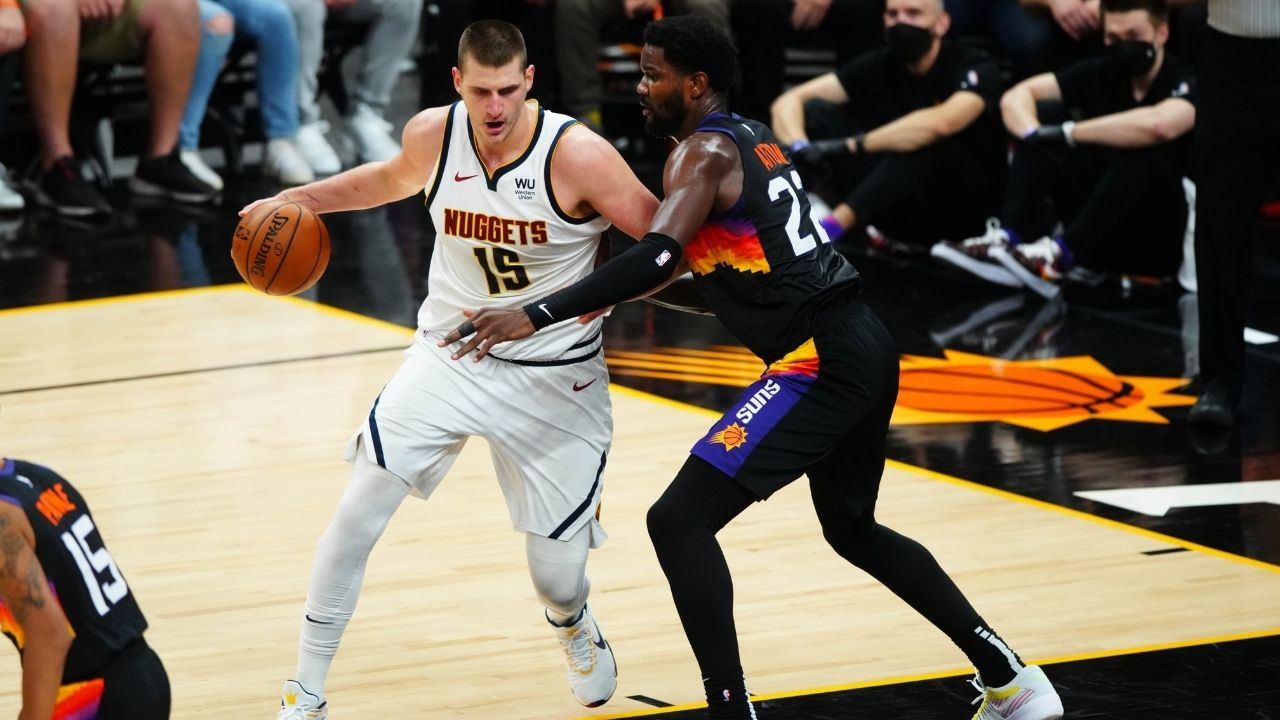 """""""If Nikola Jokic can't dominate Deandre Ayton, Nuggets aren't winning this series"""": Charles Barkley emphasizes what the 2021 NBA MVP needs to do vs Devin Booker's Suns"""
