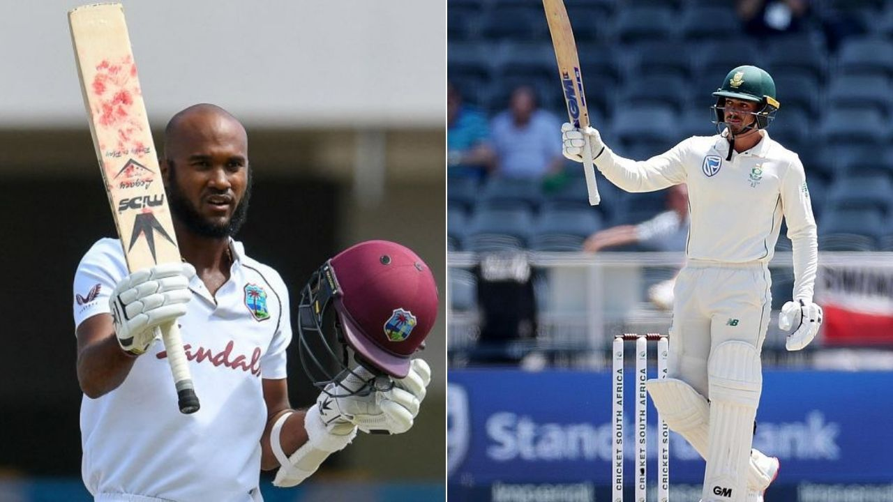 WI vs SA Head to Head Records in Tests | West Indies vs South Africa Stats | St Lucia Test