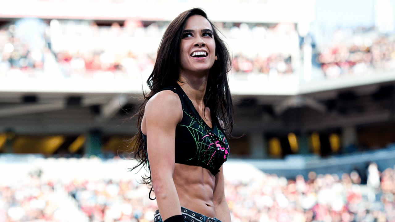 Former WWE Superstar AJ Lee unveils new Wonder Woman comic she wrote