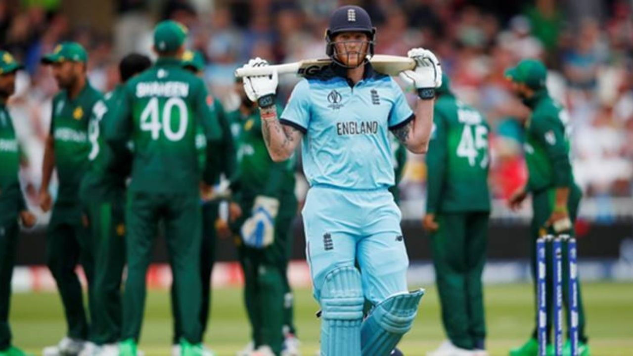 ENG vs PAK Head to Head Records in ODIs   England vs Pakistan Stats   Cardiff ODI