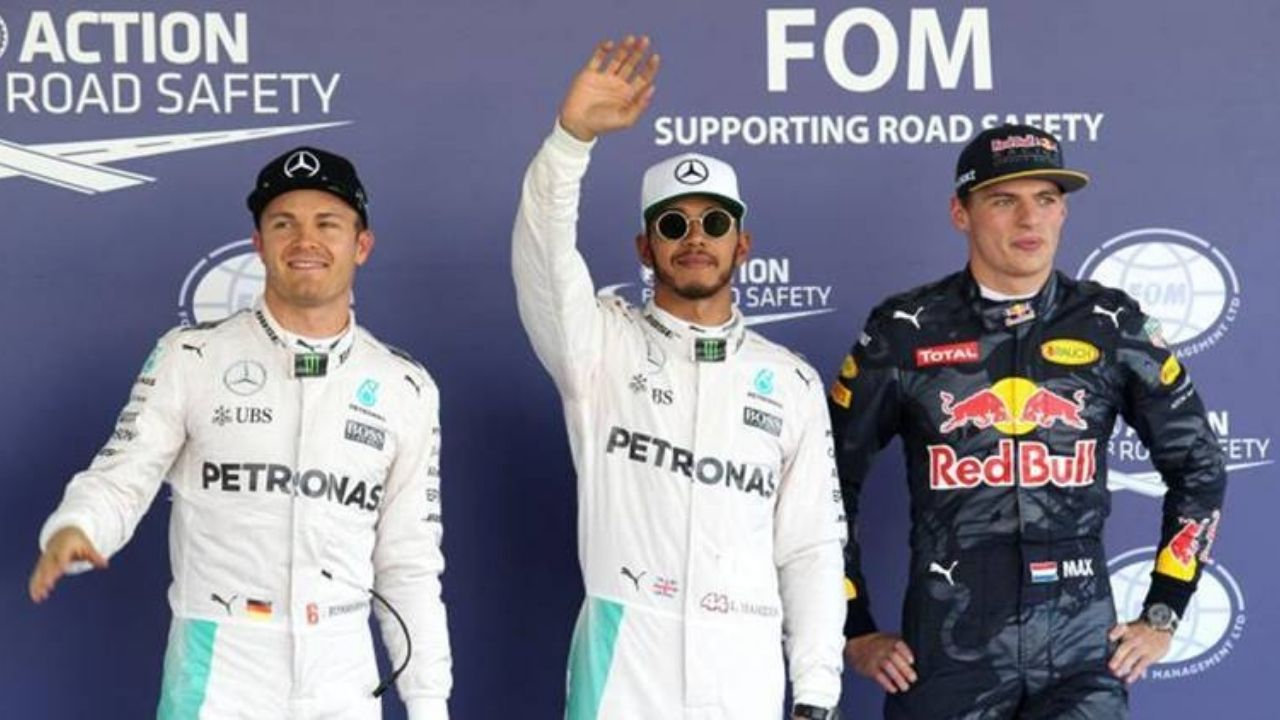 """""""Everybody is going to the limits""""– Nico Rosberg verdicts who should be blamed for Silverstone crash"""