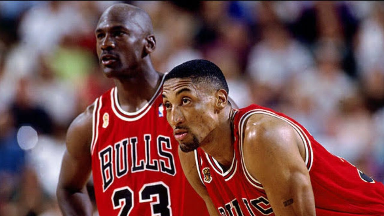"""""""Michael Jordan touched my life more than anyone else's"""": Scottie Pippen delivered an emotional tribute for the 'GOAT' at his Hall of Fame Induction"""