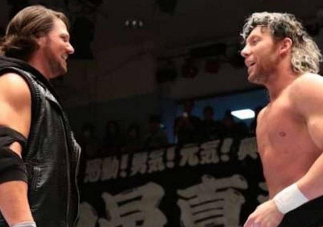 Kenny Omega still hopeful for a match with AJ Styles
