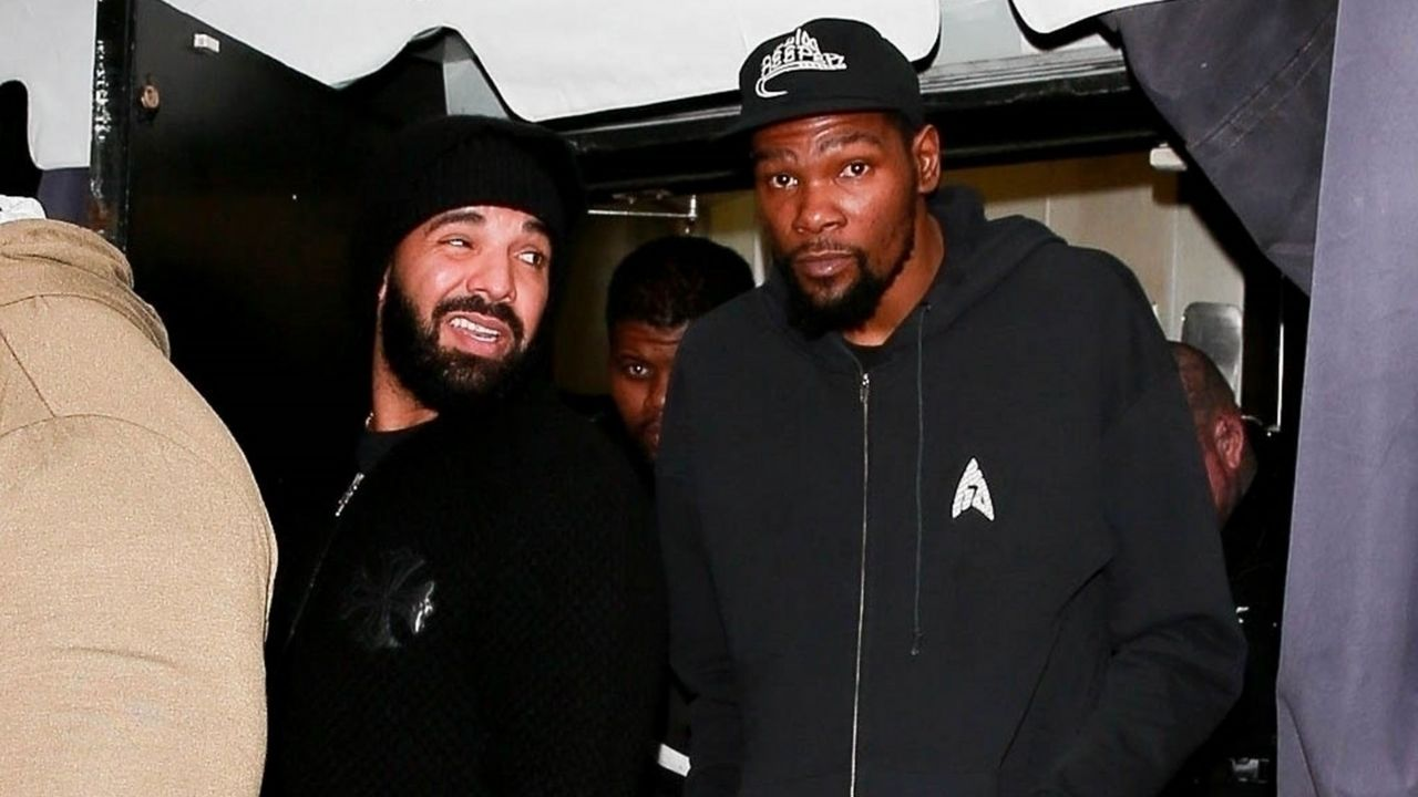 """""""When I was in accura, I still couldn't clean up my act"""": Is Kevin Durant hinting at a new musical venture with his Drake and Migos tweets?"""