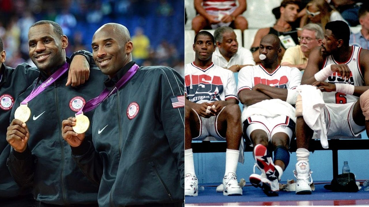 """""""2012 Team USA could defeat Michael Jordan and the Dream Team"""": When LeBron James and Kobe Bryant threw the gauntlet down to Charles Barkley and co"""