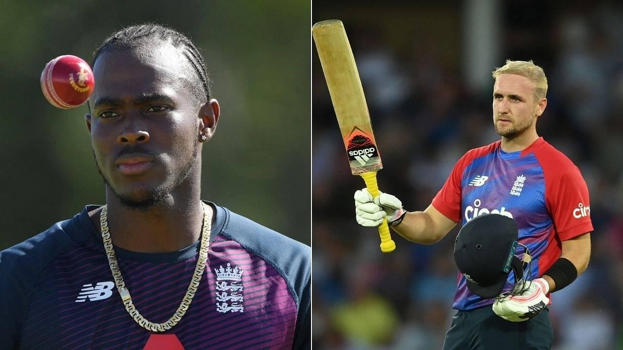 """""""What an innings"""": Jofra Archer hails Liam Livingstone for smashing fastest England T20I century vs PAK at Trent Bridge"""