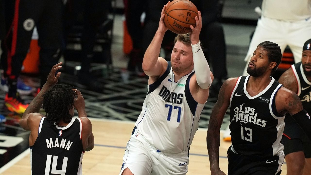 """""""Luka Doncic is our DJ, not our diva"""": Slovenia basketball center Mike Tobey clears up some major misunderstandings about the Mavericks star"""