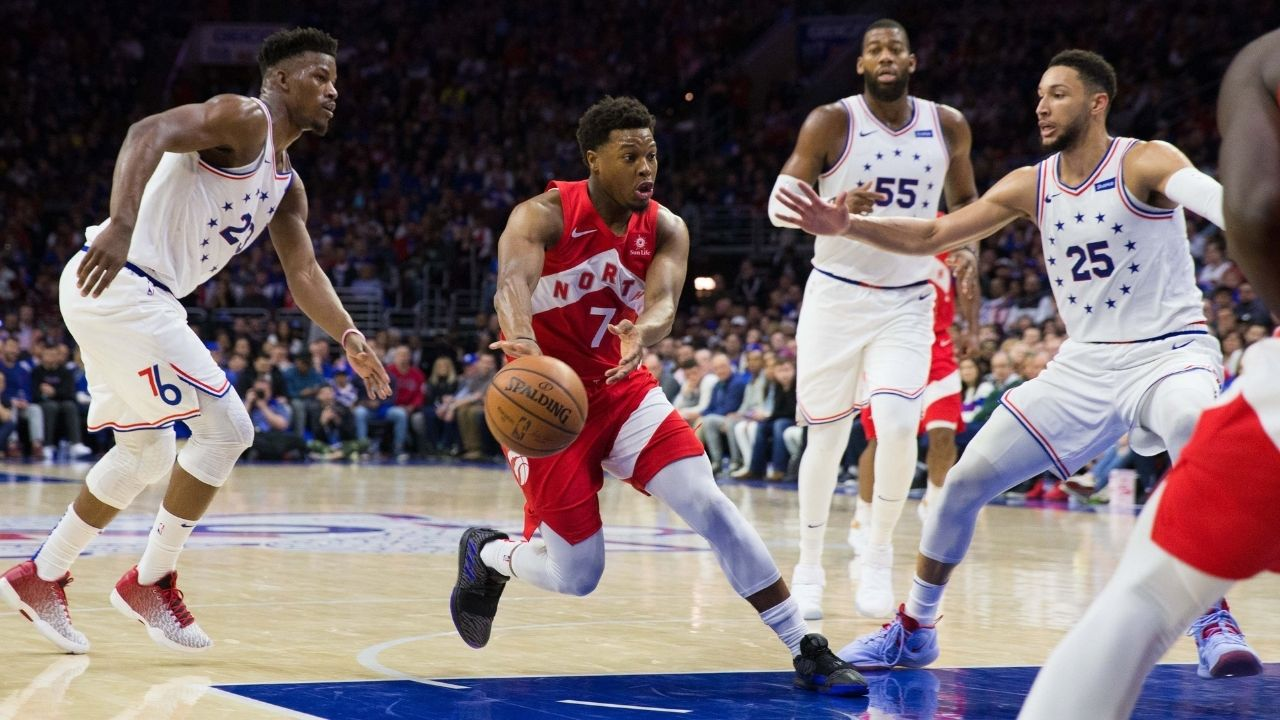 """""""Don't trade Ben Simmons, sign Kyle Lowry"""": NBA scout comes up with an ideal solution for the 76ers for the upcoming 2021-22 NBA season"""