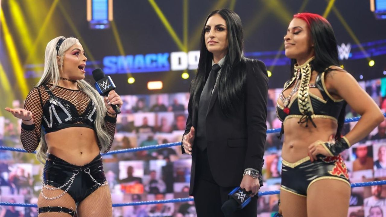 Real reason why Zelina Vega lost her return match on SmackDown