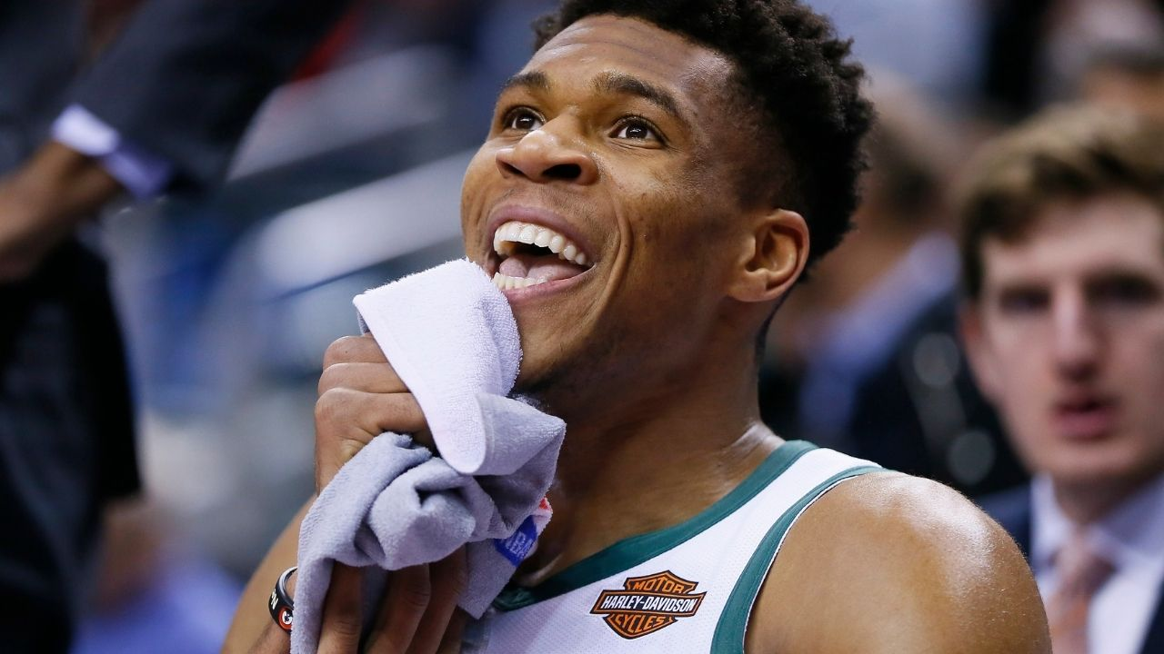 """""""Giannis, you have kids around here!"""": Buck star's wife berates him for playing Cardi B's controversial 'WAP' on his car while streaming Instagram live"""