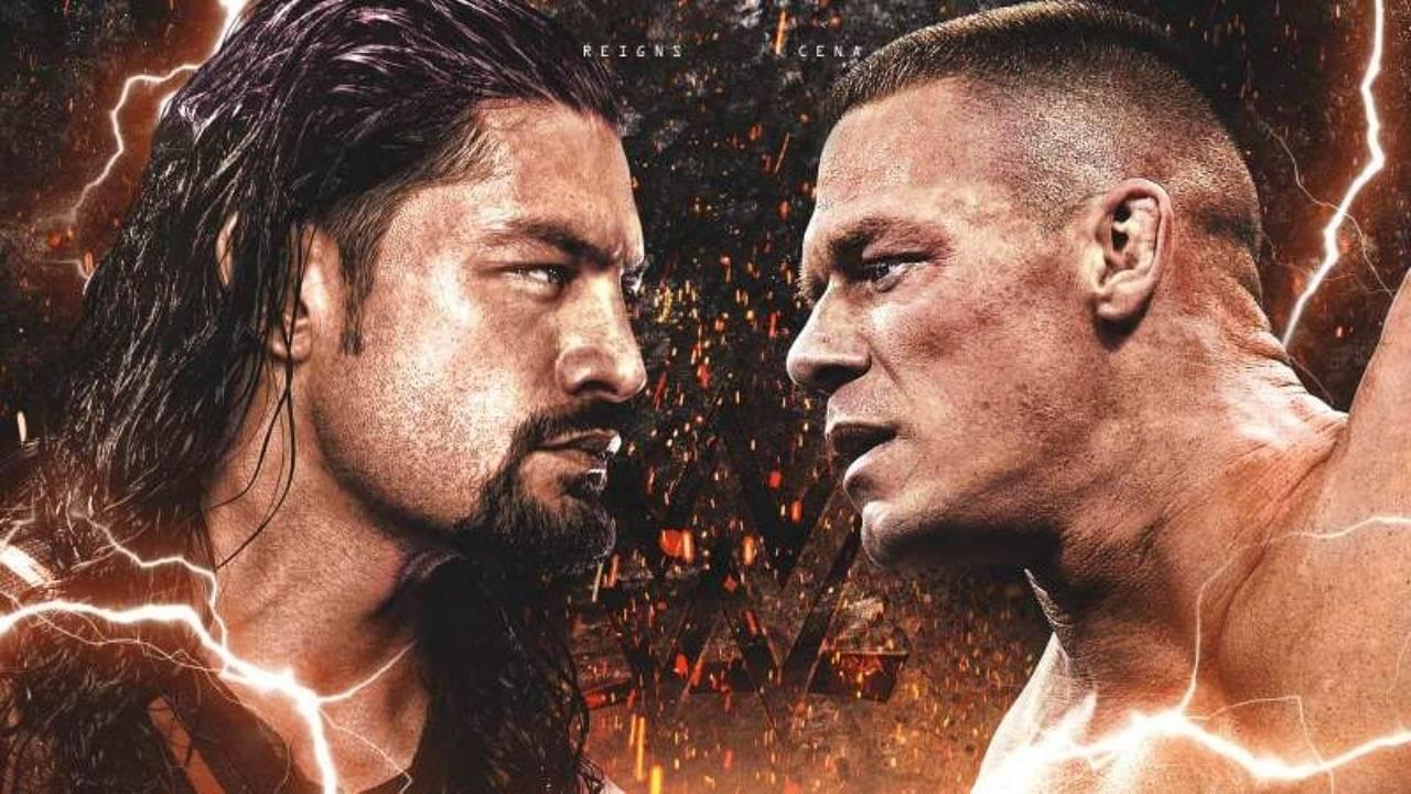 John Cena vs Roman Reigns at WWE SummerSlam doubtful after latest development