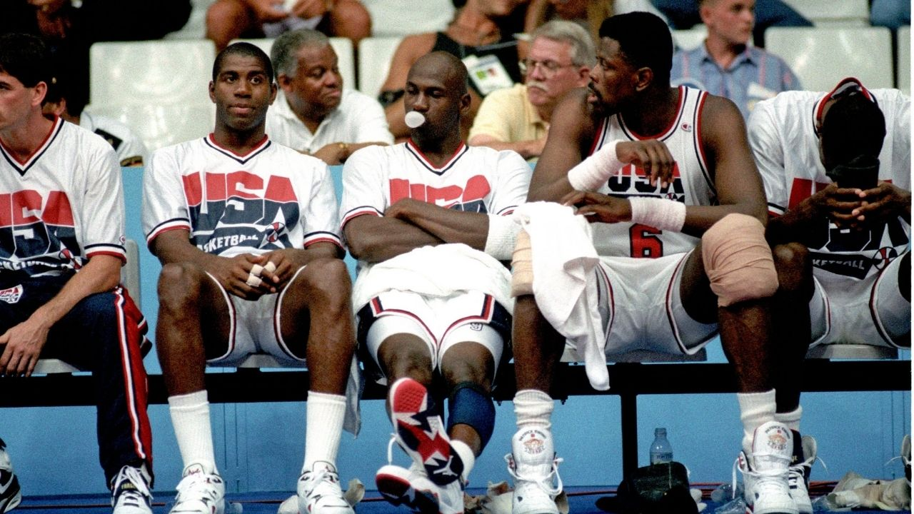 """Michael Jordan, Larry Bird, Wilt, Oscar and Magic or Isiah"": Jamal Mashburn names his all-time favorite NBA starting 5, snubs modern players like LeBron James and Kobe Bryant"