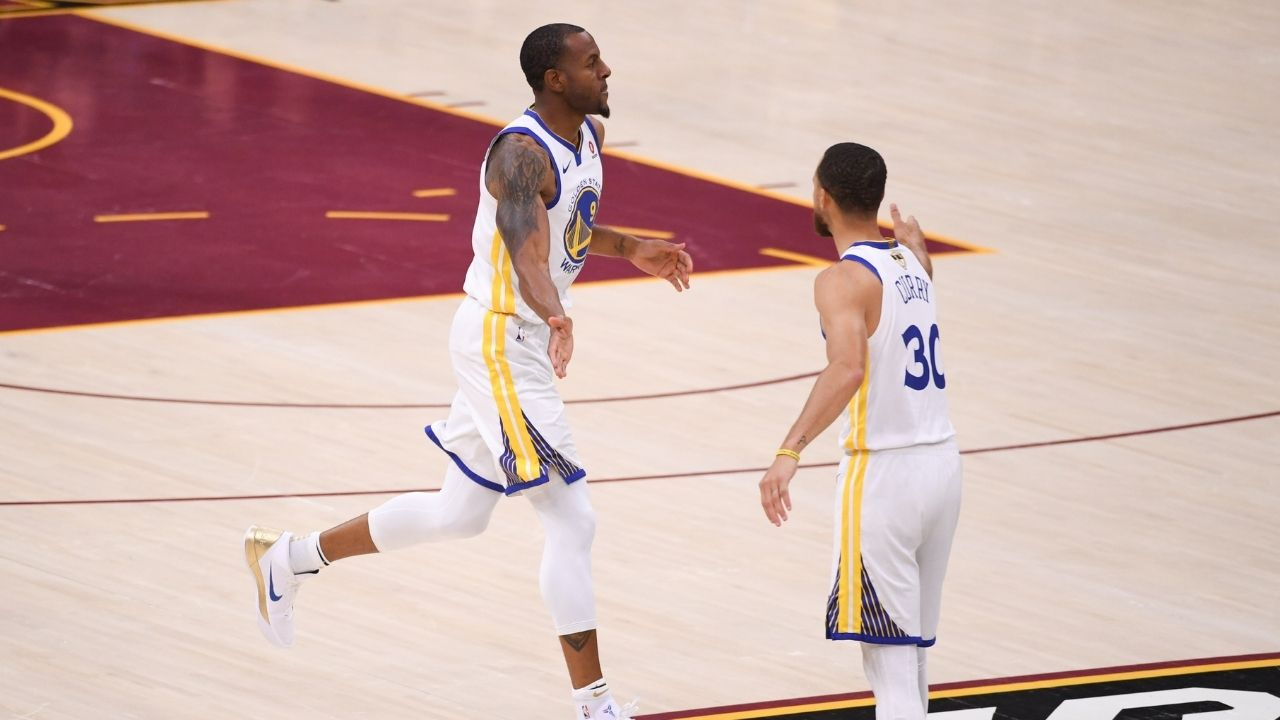 """""""Andre Iguodala was going to the Dallas Mavericks in 2013"""": Former Stephen Curry teammate details how he eventually signed with Golden State Warriors"""