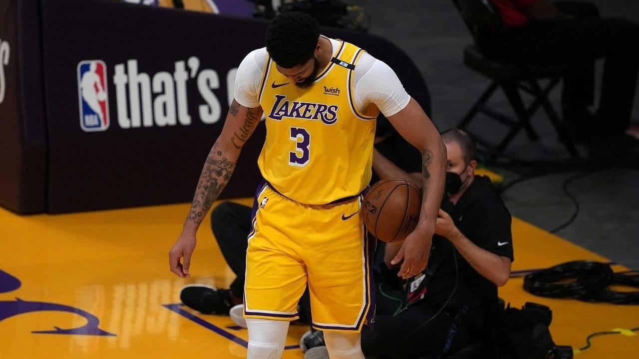 """Anthony Davis will be the MVP next season"": Kendrick Perkins makes a massive claim about the Lakers star ahead o the 2021-22 NBA season"