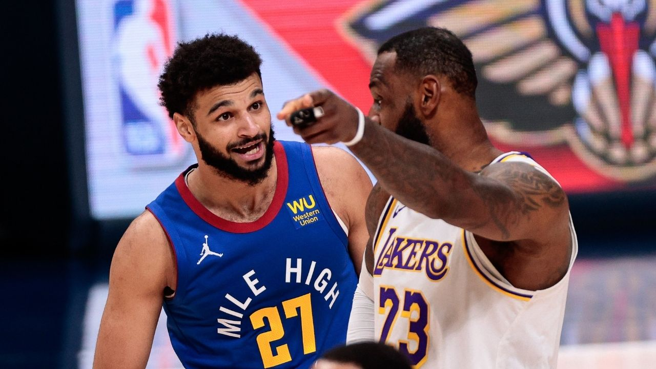 """""""Embrace the moment when you join the Lakers this summer"""": Jamal Murray hints towards joining forces with LeBron James and Anthony Davis in LA"""