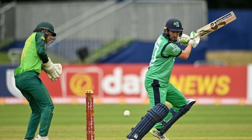 IRE vs SA Fantasy Prediction: Ireland vs South Africa 3rd ODI – 16 July (Dublin). Quinton de Kock, Rassie van der Dussen, Paul Stirling, and Andrew Balbirnie are the players to look out for in this game.