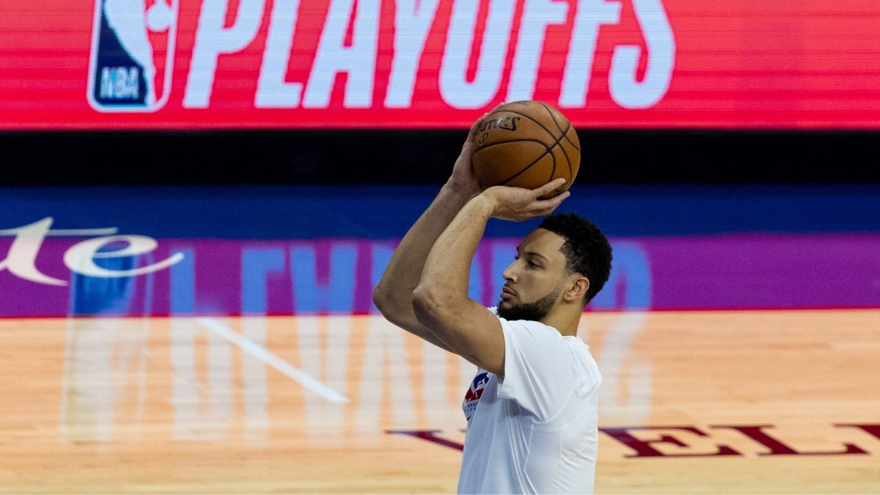 """""""Ben Simmons has cut off communication with basically everyone in the Sixers organization"""": Sixers superstar wants to join the Golden State Warriors"""