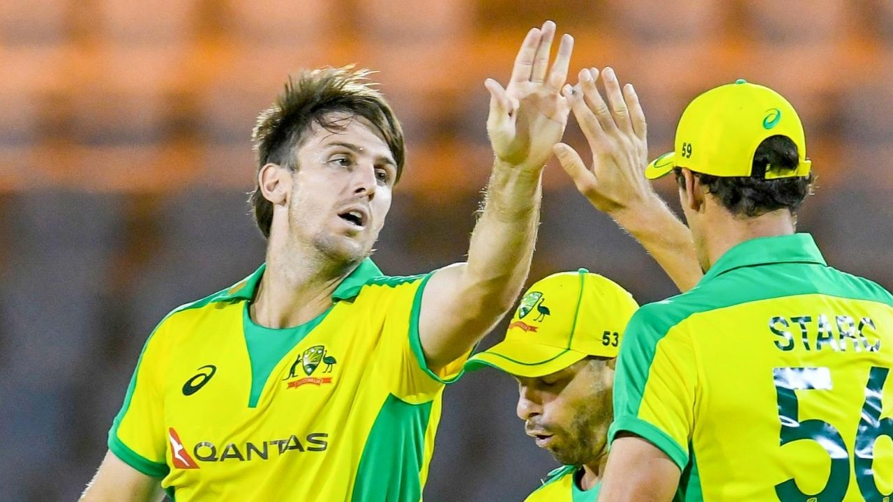 Mitchell Marsh: Australian all-rounder dismisses Nicholas Pooran and Lendl Simmons on successive deliveries to turn the tables in St Lucia T20I