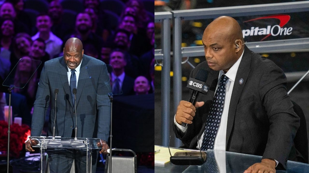 """""""Charles Barkley dominated Shaquille O'Neal and the Lakers!"""": When the Rockets superstar turned back the clock against his NBAonTNT co-host in 1999"""