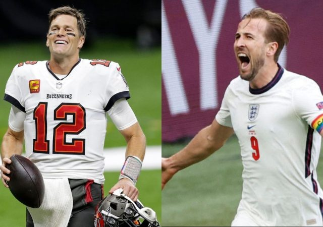 """""""Good luck to my friend Harry Kane and Team England"""": Tom Brady is Rooting for England Ahead of Euro 2020 Final Against Italy"""