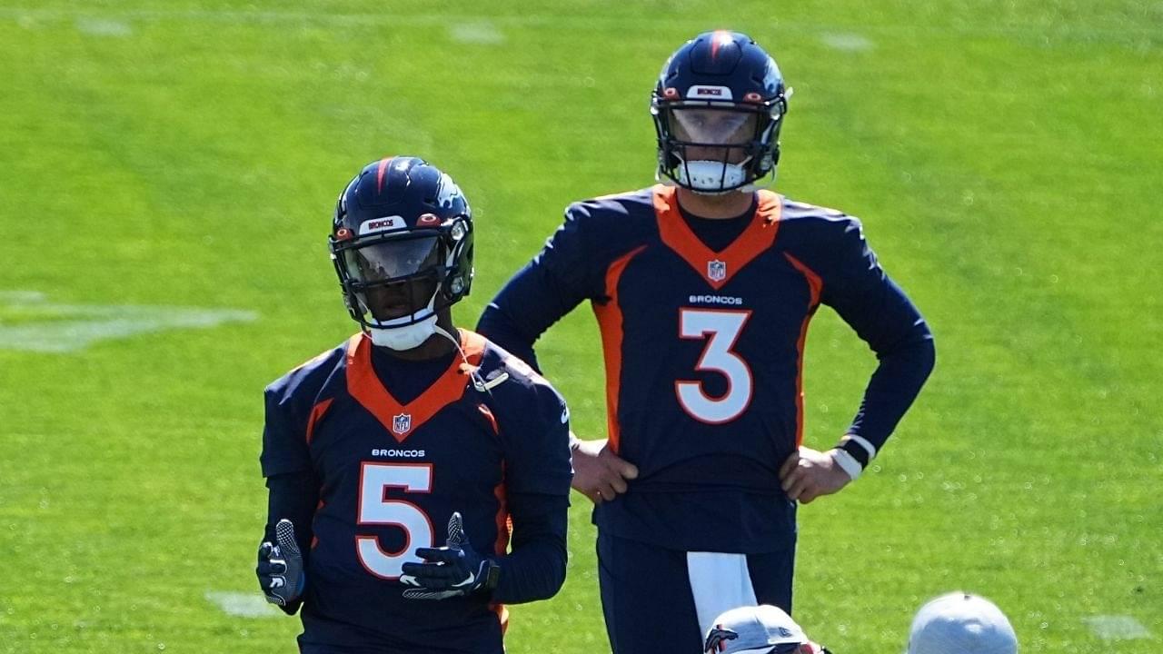 Broncos Training Camp