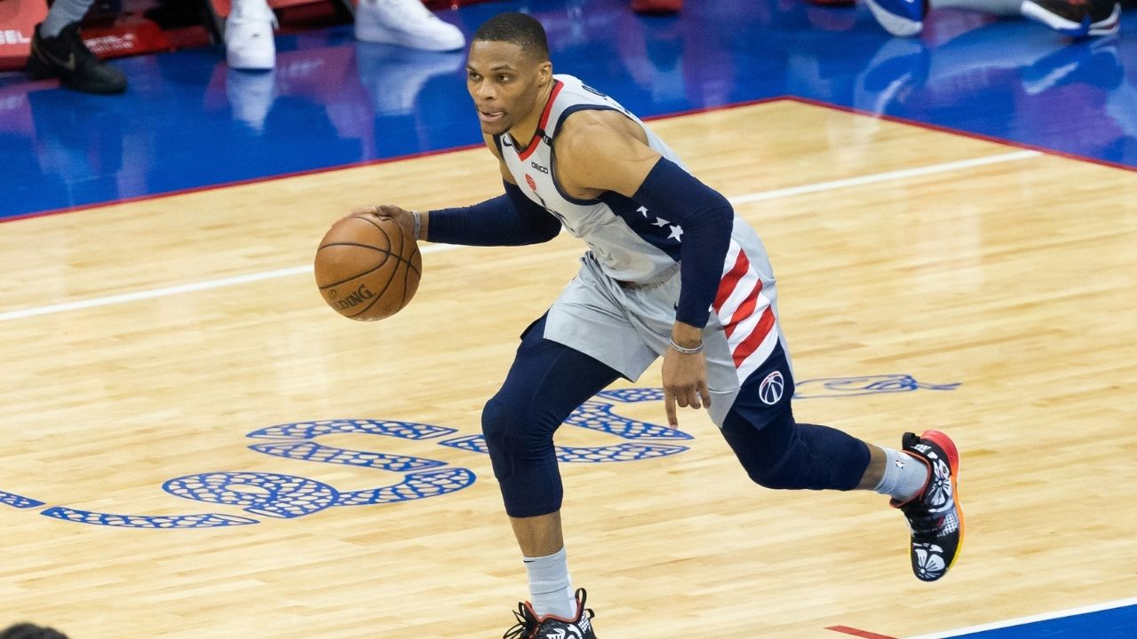 """""""The notion that Russell Westbrook can't win is overstated"""": Analyst Chris Broussard comes to the newest-Lakers superstar's defense, calling him more of a winner than Steve Nash"""