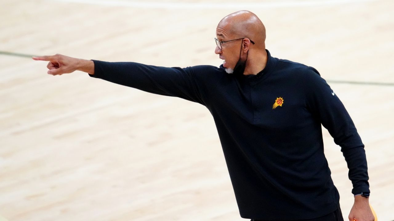 """""""I wanted it so bad, you know?"""": Monty Williams gives a teary-eyed, heartbreaking speech after the Phoenix Suns bow out of the NBA Finals"""