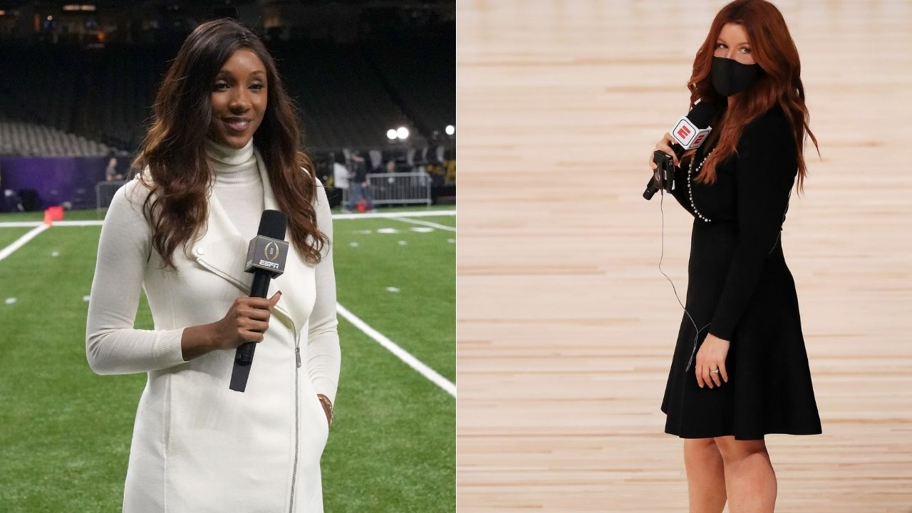 """""""ESPN knew this Rachel Nichols story was coming"""": NBA fans react to intra-office turmoil after hot-mic conversation regarding Maria Taylor goes public on NY Times article"""