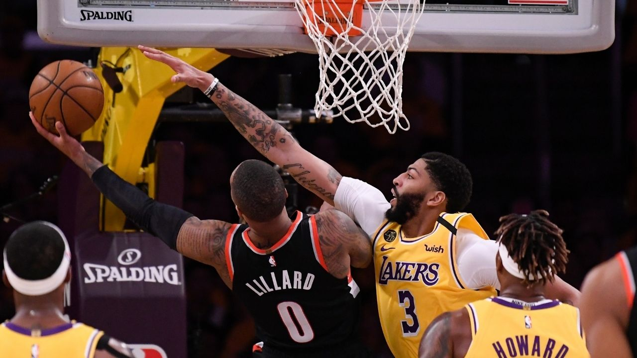 """""""Would you trade Anthony Davis for Damian Lillard?"""": Reggie Miller answers interesting question from Dan Patrick regarding LeBron James and whether the Lakers should trade for Dame"""