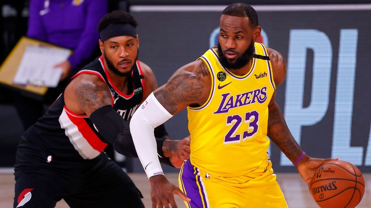 """""""Will LeBron James be a popular NBA rookies' name in years to come?"""": Lakers fans discuss how the 4-time MVP will impact next generation of basketball players"""