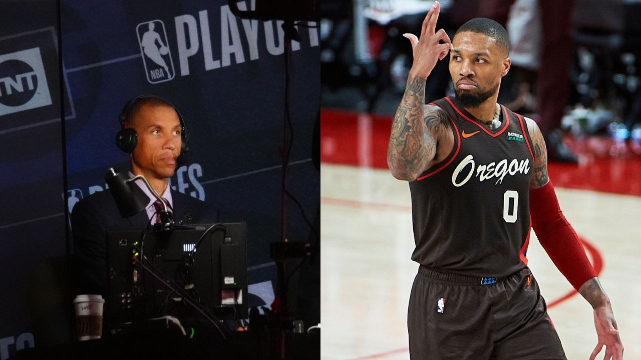 """""""Damian Lillard is now on 'Dame Time'"""": Reggie Miller believes the Team USA guard is putting immense pressure on the Blazers to make trades"""