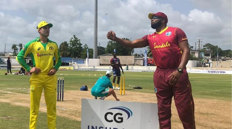 WI vs AUS Fantasy Prediction: West Indies vs Australia 2nd ODI – 23 July 2021 (Barbados). Mitchell Marsh, Evin Lewis, Hayden Walsh Jr, and Mitchell Starc are the best fantasy picks for this game.