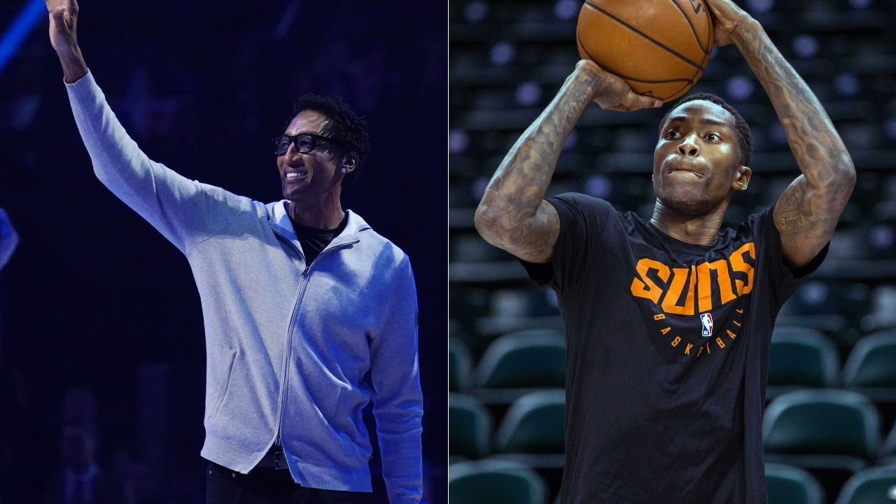 """""""Scottie Pippen was a great teacher for the young guys"""": Jamal Crawford erases the narrative that the Chicago Bulls legend was a bad teammate"""